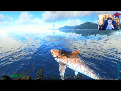 DEEP SEA EXPLORATION! - ARK SURVIVAL EVOLVED #18 with Vikkstar
