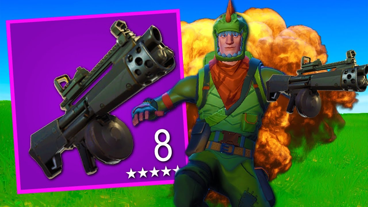 *NEW* LEGENDARY SHOTGUN Better than the PUMP!? ( Fortnite ...