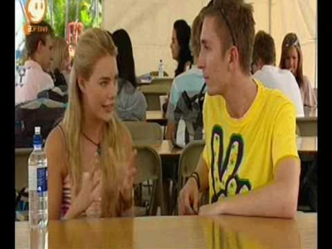 Indiana Evans Interview H2o Just Add Water Season 3 Hq