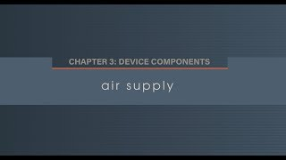 Chapter 3.2 Air Supply