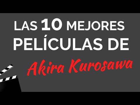 Las 10 mejores películas de AKIRA KUROSAWA