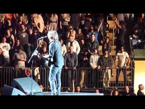 Foo Fighters - Best Of You - MSG - 11/13/2011