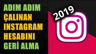 Çalınan Instagram hesabını geri alma - 2019