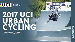 Best of 2017 UCI Urban Cycling - Chengdu (CHN)