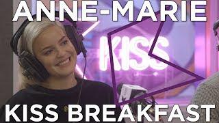 Anne-Marie talks Heavy, Gemma Collins & more!