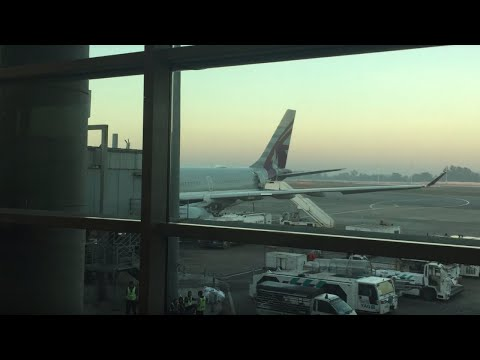 Qatar Airways Flight Experience: QR919 Yangon to Doha
