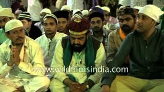 Sufi qawwals sing
