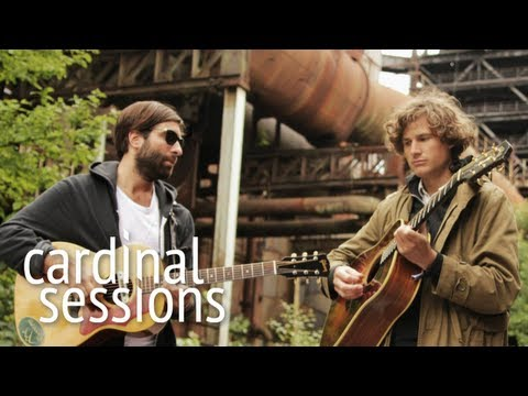Shout Out Louds - Sugar - CARDINAL SESSIONS (Traumzeit Festival Special)