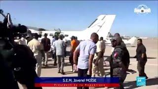 Crise politique en Haïti : le président contesté dit avoir déjoué un coup d'État