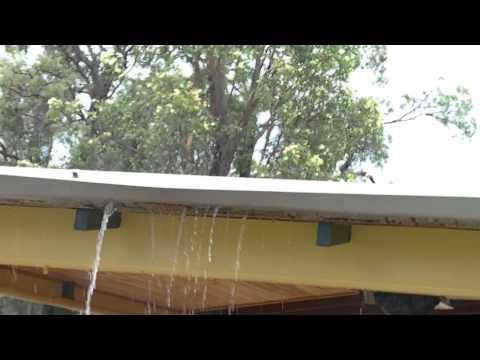 Bushfire Sprinkler Deluge System