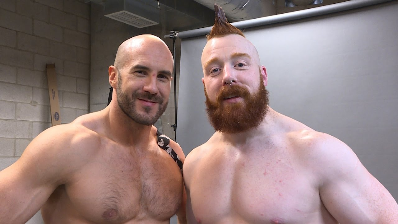 How tall is sheamus