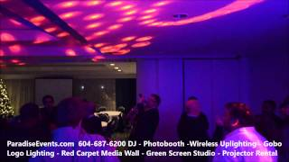 Corporate Entertainment: DJ|Photo Booth Vancouver (Staff Christmas Party Ideas for Work at Holiday)