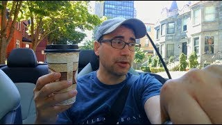 Vlog in a Car: Investments, Coffee and no Skateboards!