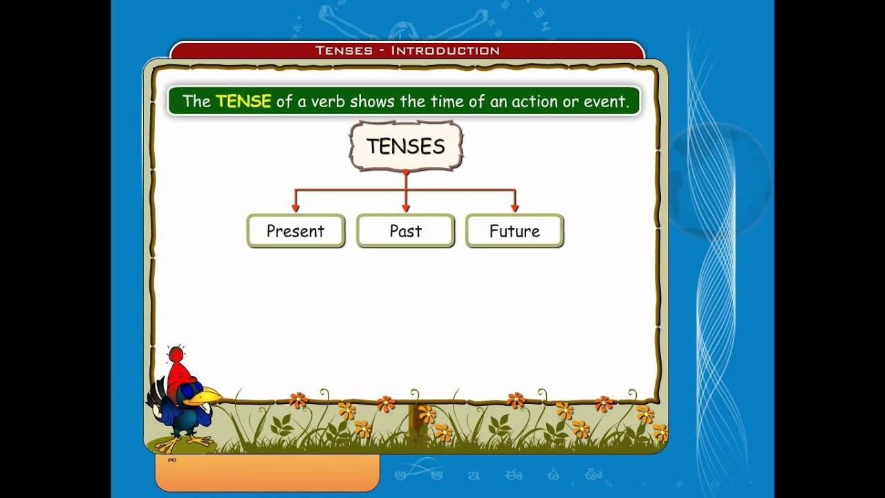 Ssc th class english tenses the twelve also youtube rh
