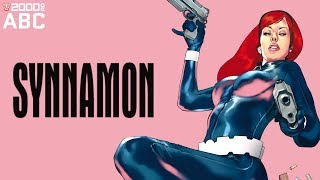 The 2000 AD ABC #89: Synnamon