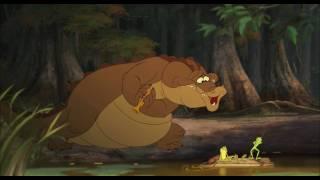 Принцесса и лягушка Трейлер