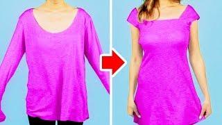 35 حيلة في الملابس لتحولي مظهرك من ممل إلى متجدد