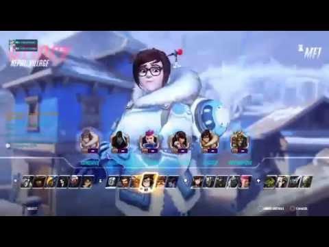 Overwatch Competitive 4