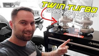 MY 2019 MUSTANG GT TWIN TURBOCHARGERS ARE HERE - BUT WHAT THEY COST MIGHT SHOCK YOU!