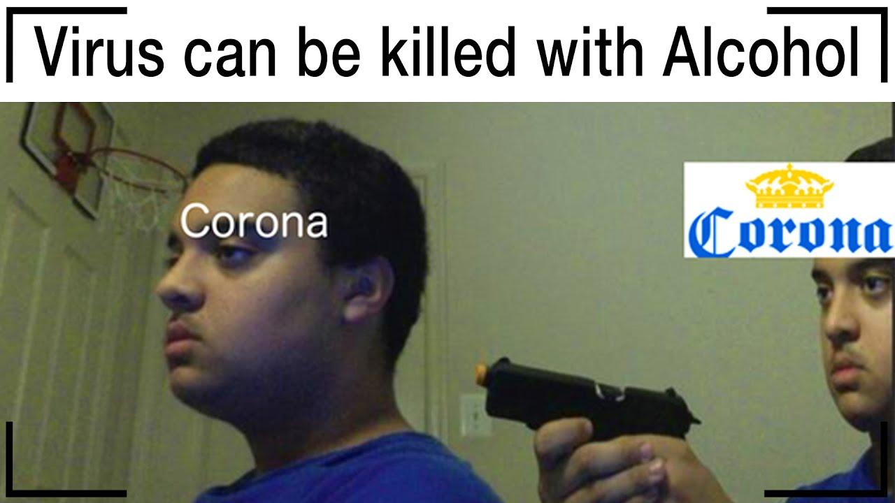 corona memes virus against