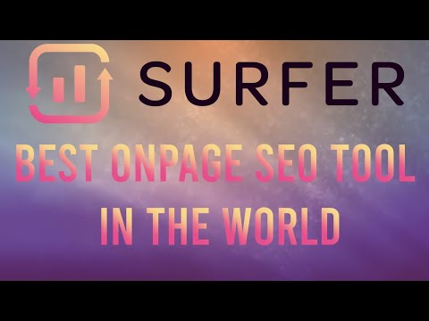 Surfer SEO Review | FatRank Reviews the App Surfer SEO as The Best Onpage SEO Tool in the World