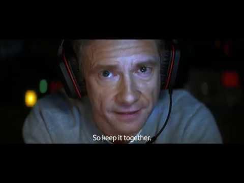Vodafone - Broadband Advert (Martin Freeman)