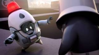 de Blob 2 - Air Traffic Controller Cinematic Trailer | HD