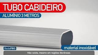Oferta Imbatível - Tubo Cabideiro