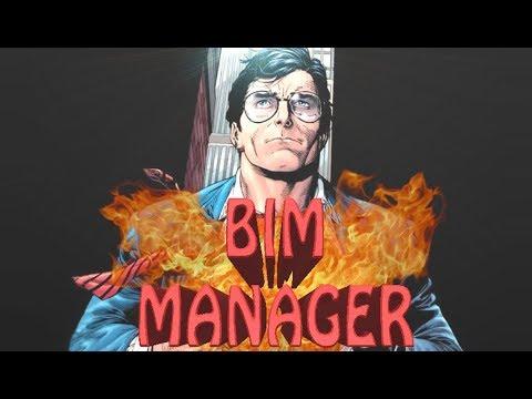Bim Manager career.
