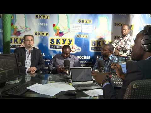 Solar Harvester Ghana Radio