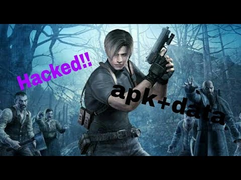 Download Resident Evil 4 Apk Data Android Hacked Youtube
