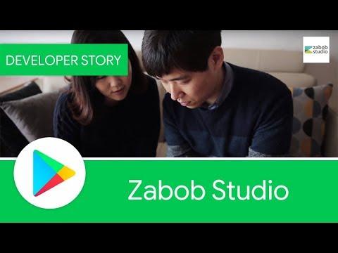 Android Developer Story: Zabob Studio — Growing revenue with Google Play (Korean)