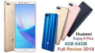 Huawei Enjoy 8 Plus 4GB 64GB Review 2018