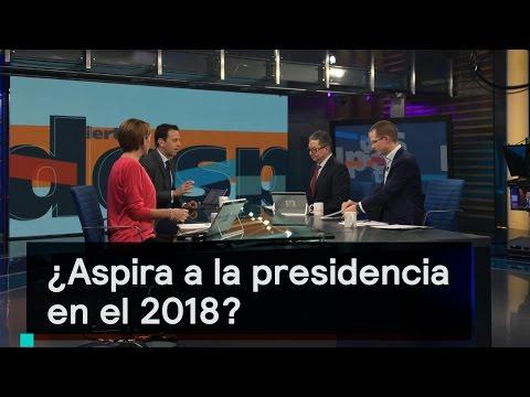 ¿Ricardo Anaya aspira a la presidencia en el 2018? - Despierta con Loret