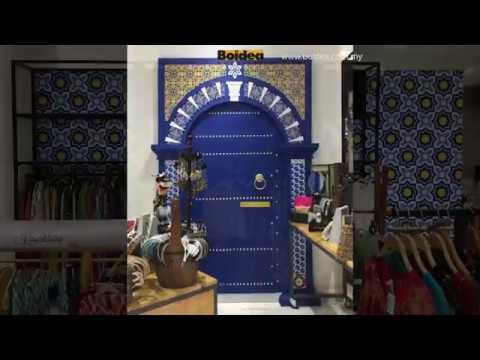 Customade Moroccan Interior Style Deco @ Robinson KL