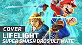 Super Smash Bros Ultimate Lifelight Rock Cover Amalee Ver