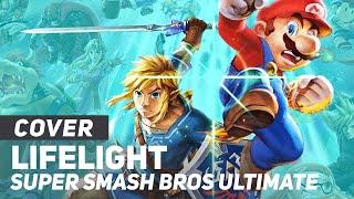"Download Super Smash Bros: Ultimate - ""Lifelight"" (Rock Cover)   AmaLee Ver"