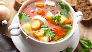 VARÍME SO SELASSIEM ! #1 Zeleninová polievka