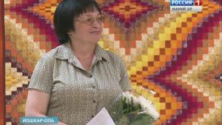 Рукодельница Надежда Маркина приглашает в свой «Лоскутный мир» - Вести Марий Эл