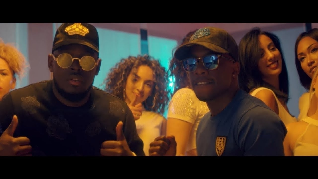 Elams (Ft. KeBlack) - Jungle (Clip Officiel) #1