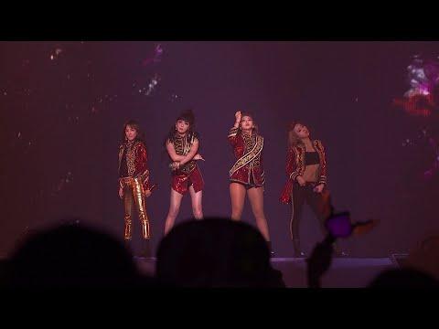 2NE1 - 'FIRE' LIVE PERFORMANCE