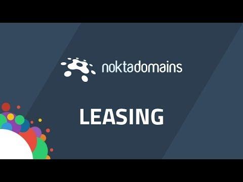 Nokta Domains Leasing