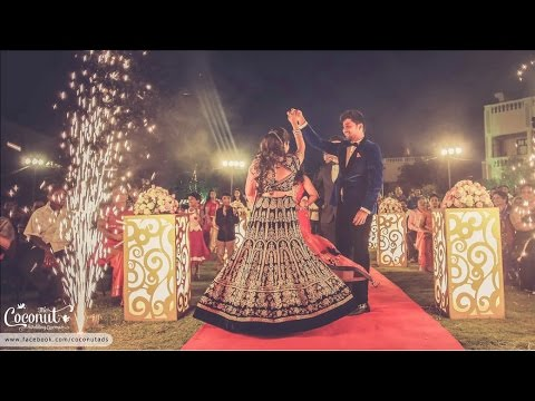 Sun Music VJ Diya Menon & Karthick Wedding