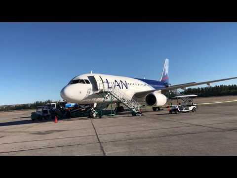 Vuelo a Neuquén - Airbus 320 LATAM