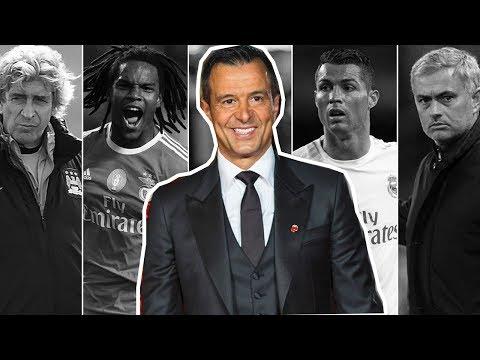 Jorge Mendes   Kẻ quyền lực nhất thế giới bóng đá   Phần 1