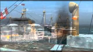 Guerra de PERU VS Chile..
