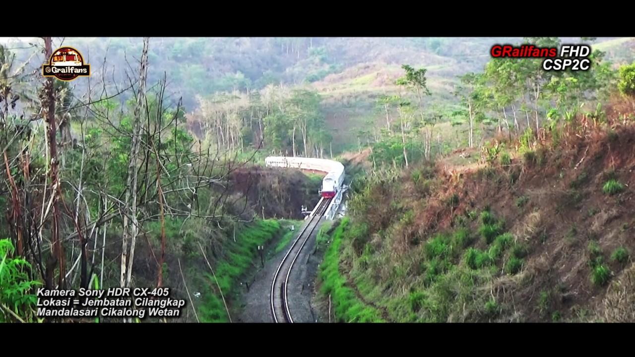 2K GRF Explore Bandung Barat   Jembatan Kereta Cilangkap ...