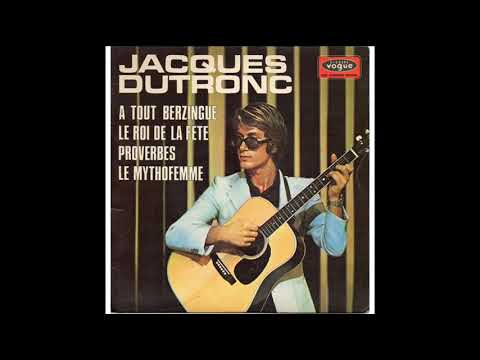 Dutronc - A Toute Berzingue (1969)