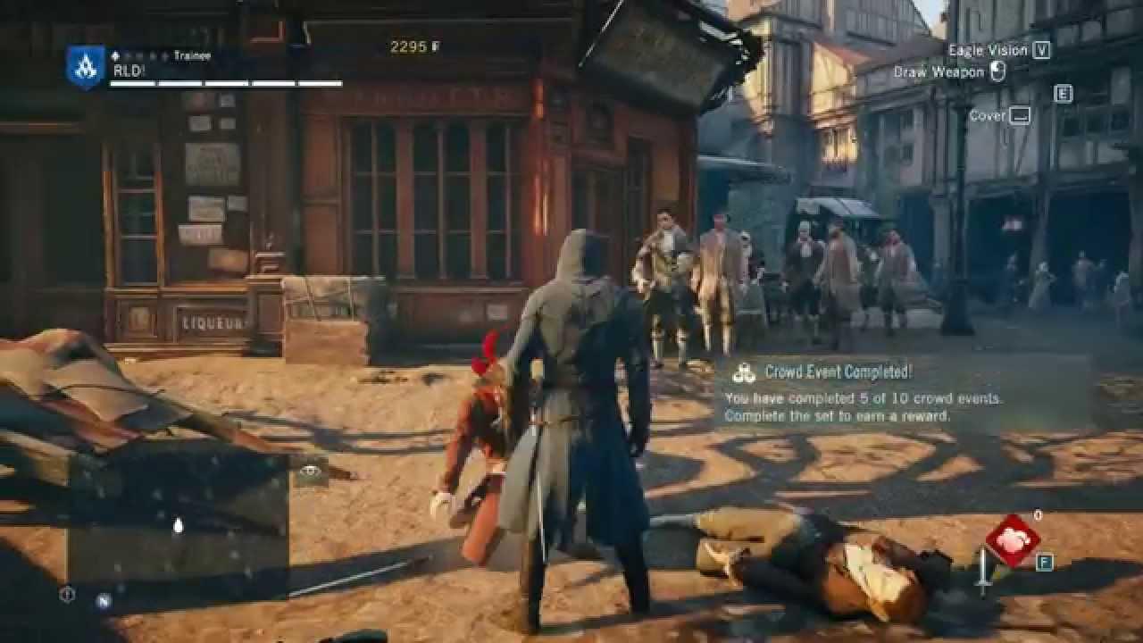 Assassin's Creed Unity one windows 10(Nvidia geforce 820m)