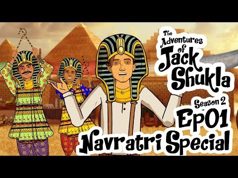 The Adventures Of Jack Shukla - Episode 1 - Navratri Special || Shudh Desi Endings